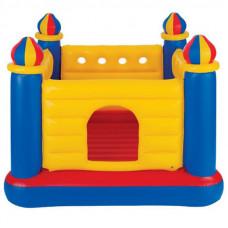 Надувной детский игровой центр - батут Intex 48259