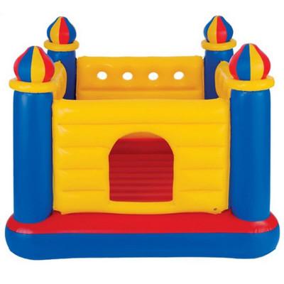 """Надувной детский игровой центр-батут Intex """"Jump-O-Lene Castle Bouncer"""" (48259)"""
