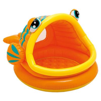Детский надувной бассейн Рыбка Intex (57109)