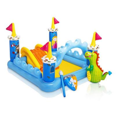 """Детский водный игровой центр Intex """"Fantasy Castle Play Center"""" 185х152x107 см (57138)"""