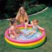 Бассейн детский надувной Intex красочный 147х33 см (57422)