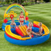 """Надувной водный игровой центр для детей Intex """"Rainbow Ring Play Center"""" (57453)"""
