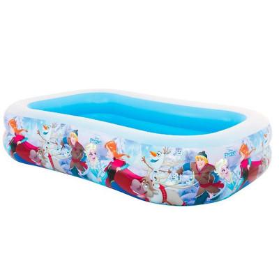 """Детский надувной бассейн Intex """"Холодное сердце"""" (58469)"""