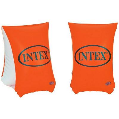 Надувные нарукавники для плавания Intex на 6-12 лет (58641)