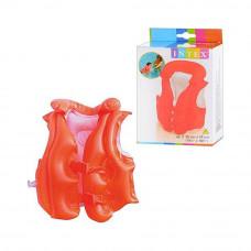 Жилет надувной Intex 58671 Deluxe Swim Vest 50х47 см