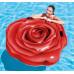 Надувной матрас-плотик Intex Красная Роза (58783)