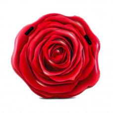 Надувной матрас-плотик Intex 58783 Красная Роза
