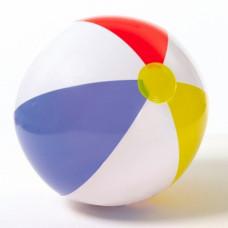 Детский надувной мяч Intex 59020 разноцветный 51 см