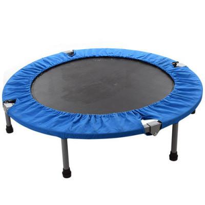 Детский батут Profi Black Blue диаметр 122 см (MS 0329)