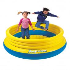Детский игровой центр-батут Intex 48267 размер 203х69 см