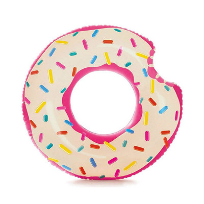 Надувной круг Intex Пончик - 107 см (56265)