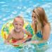 Детский надувной круг Intex Цветной - 61 см (59242)