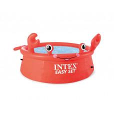 """Наливной бассейн Intex Easy Set Pool """"Краб"""" 26100 NP, 183*56 см"""