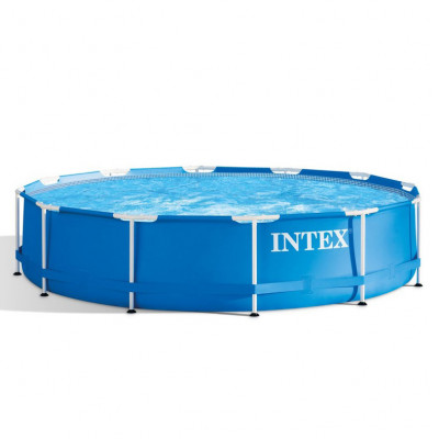 Бассейн каркасный Intex размер 366x76 см (28210)