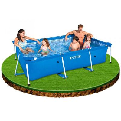 Бассейн сборный каркасный Intex Small Frame Pool 260х160х65 (28271, 58980)