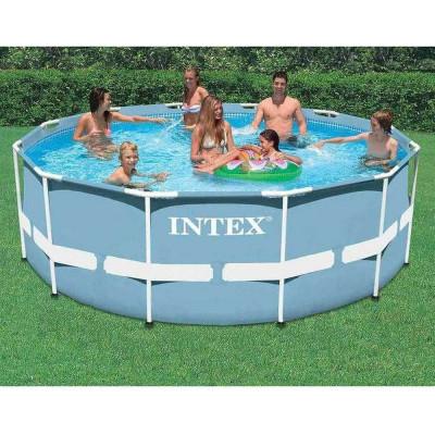 Бассейн каркасный Intex 305x76 см, аналог 28200 (28700)