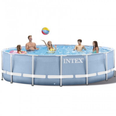 Бассейн каркасный Intex Prism Frame Pool 366х76см (28710)