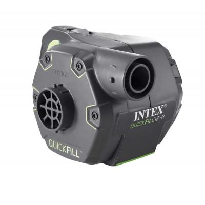 Электрический насос Intex 66642 с аккумулятором от сети