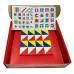 Сложи узор Методика Никитиных кубики 3х3 см Вундеркинд