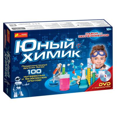 Набор для экспериментов Юный химик Ranok Creative (03063)