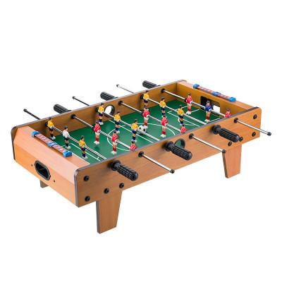 Деревянный настольный футбол, размер 71х34х15 см (1089A)