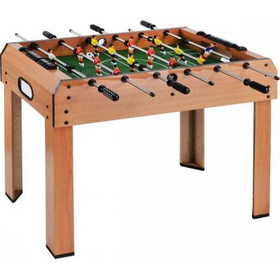 Настольный деревянный футбол 94х51х73см (2031)