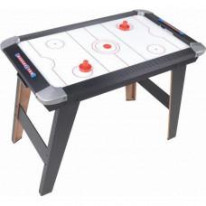Воздушный хоккей 20338 деревянный, на ножках