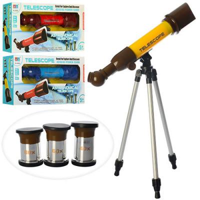 Детский игровой набор ученого Телескоп со штативом (6606A)