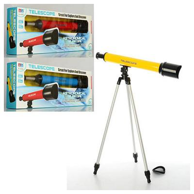 Детский игровой набор ученого Телескоп со штативом (6609A)