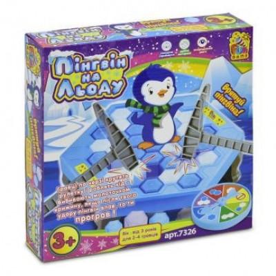 """Настольная игра """"Пингвин на льду"""" (7326)"""