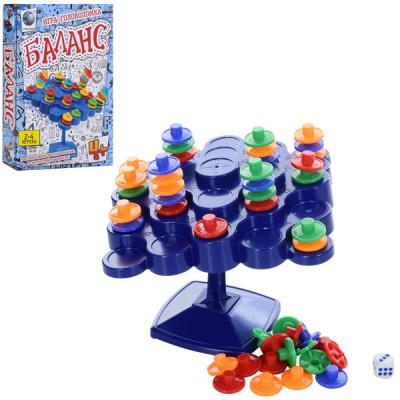 Настольная игра-головоломка Баланс Башня (8111)