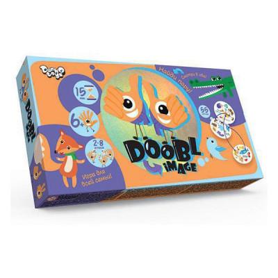 Настольная игра Dooble Image Danko toys (аналог Dobble, Доббль, Дуплет) (DBI-01-01)