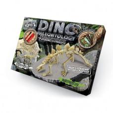 Игра раскопки динозавров Danko Toys Динозавры 2 в 1