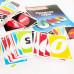 Настольная игра UNO (Уно) Danko Toys 108 карт (DT-uno)