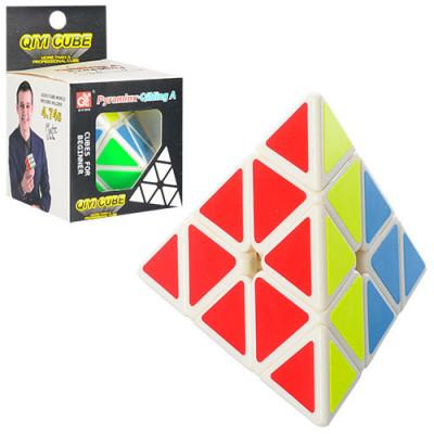 Головоломка Пирамида QiYi Cube скоростная пирамидка кубик рубика (EQY512)