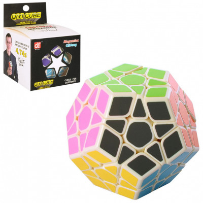 Кубик Рубика Мегаминкс многогранник 8 см Speed Cube 12 sides (EQY516)