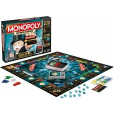 """Настільна гра """"Монополія"""", термінал-звук, світло, карти, фішки TG 002 Т"""