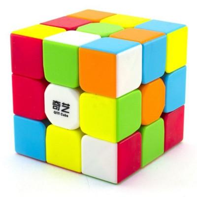 Кубик Рубик 3х3 QiYi Mo Fang Ge Warrior W (927A)