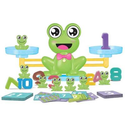 Настольная игра Весы Жабка Fun Frog balance