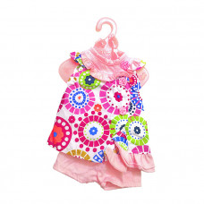 Одежда для кукол Беби Борн Платье с шортиками