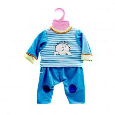 Одежда для кукол Беби Борн Кофточка и штанишки