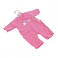Одежда для кукол Беби Борн Розовый комбинезон