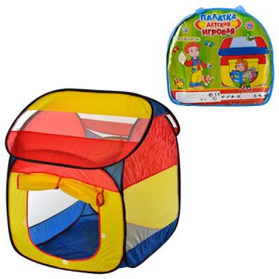 Детская игровая палатка Маленький домик (М 0509)
