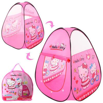 Детская игровая палатка Hello Kitty (M 3735)