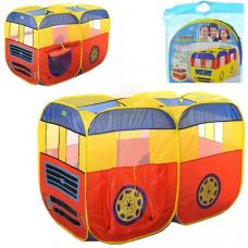 Детская игровая палатка Автобус (M 3747)