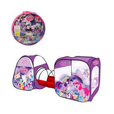 Детская игровая палатка-тоннель My Little Pony (М 3777)