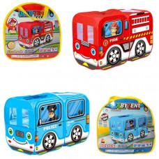 Детская игровая палатка Автобус (2 вида)