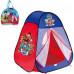 Детская игровая палатка Щенячий Патруль 90х80х80см, в сумке (817)