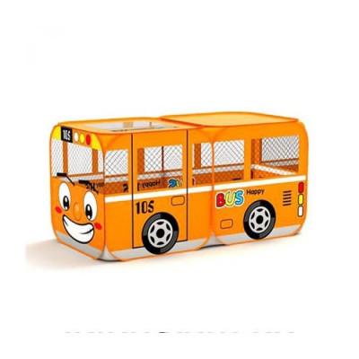 Детская игровая палатка Весёлый автобус (M 1183)