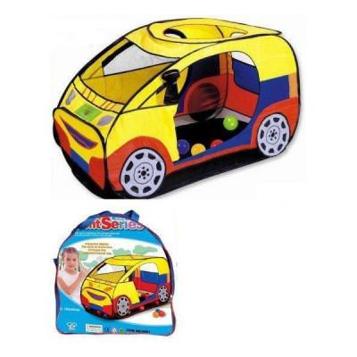 "Большая детская палатка ""Спортивная машина"" размер 120х60х65 см  (M 2497)"